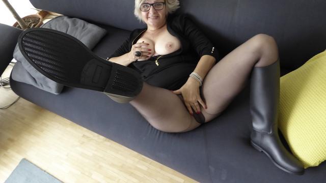 Gummistiefel fetisch